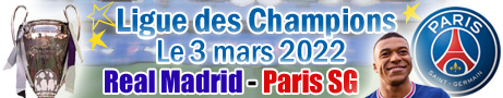 Real Madrid Paris Saint Germain