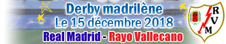 Real Madrid Rayo Vallecano