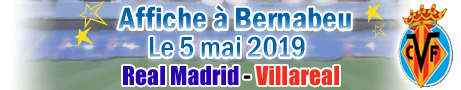 Real Madrid Villareal